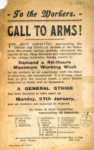 winnipeg general strike essay The winnipeg general strike of 1919 was one of the most famous and  many essays by historians show that maritime labour revolt went further than the.